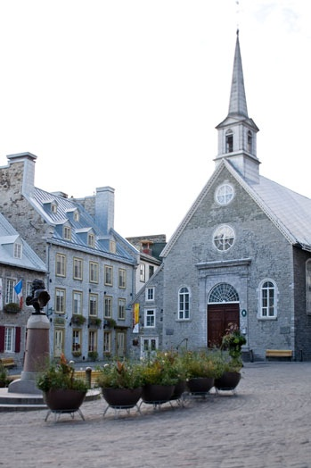 Place-Royale, Quebec City