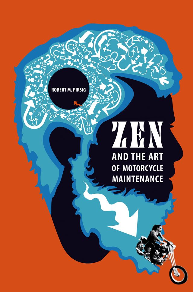 Image result for zen and the art of motorcycle maintenance wallpaper