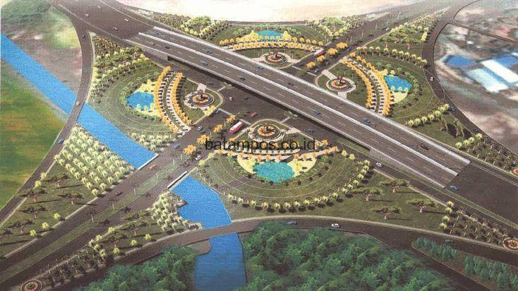 Flyover Simpang Jam Dibuka, Arus Sekupang-Batam Centre Kembali Normal Pekan Ini