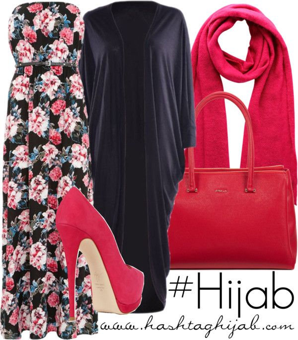 Hashtag Hijab Outfit #322