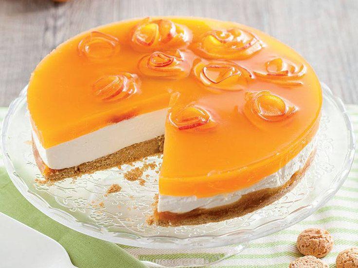 La Cheesecake all'albicocca è una ricetta fresca e dal sapore delicato. Scopri gli ingredienti e gli step necessari per imparare a cucinare questo gustoso dolce!