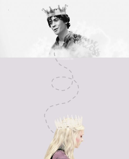 King and Queen || The 100 || Bellamy Blake and Clarke Griffin || Bellarke || Bob Morley and Eliza Jane Taylor