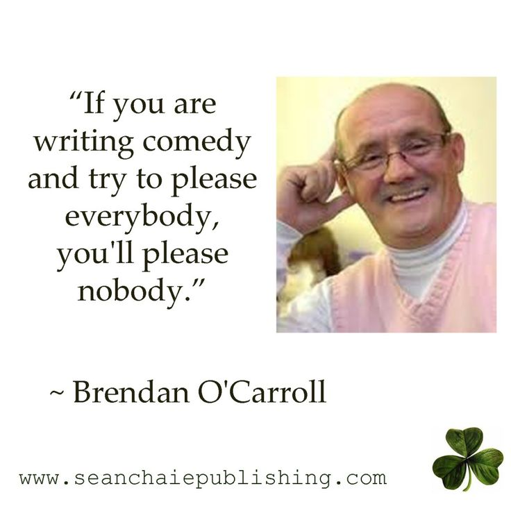 Mrs Browns Boys, author Brendan O'Carroll