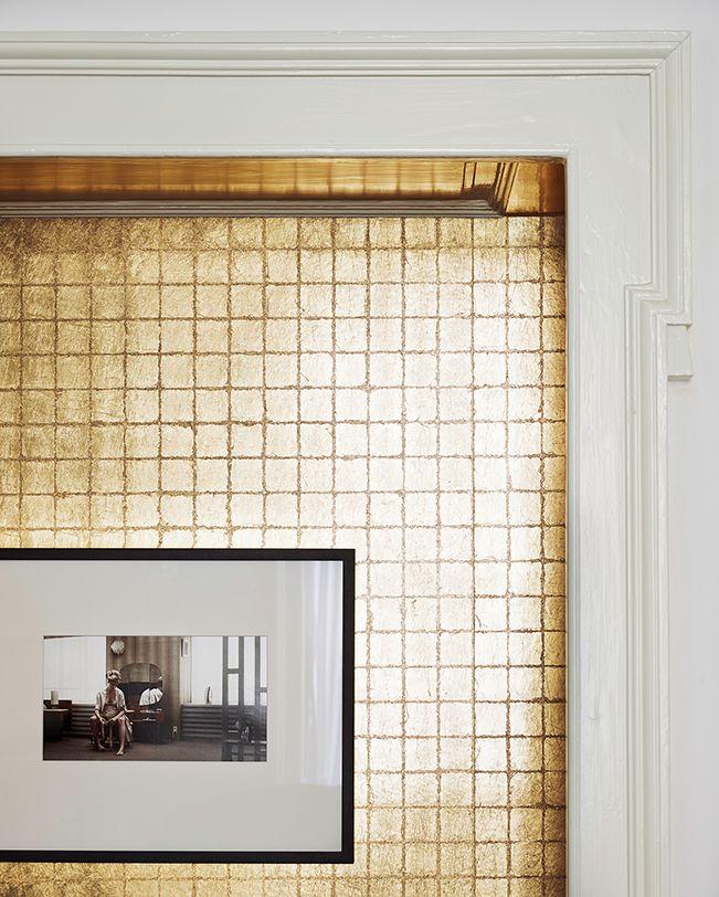 metallic wallpaper, MT021