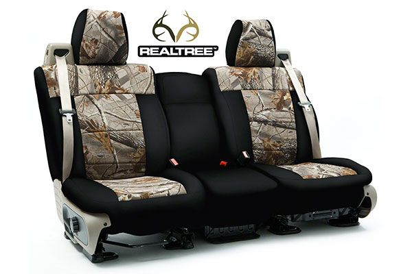 Coverking Real Tree Camo Neoprene Seat Covers Best Price Amp Free Shipping On Coverking Realtree