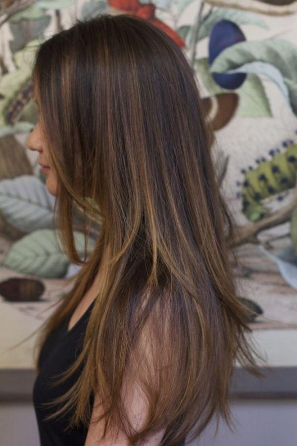 Asian Balayage Pe Pinterest Balayage Asian Hair