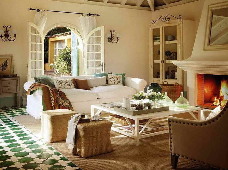 30 Best Images About Cottage Style Living Rooms On Pinterest