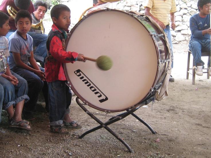 El niño del tambor.