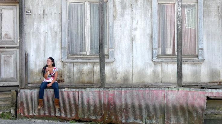 Island Chiloé, Chonchi, South Chile  #chiloe #chonchi #chile #patagonia #travel #architecture #puertovaras #travel
