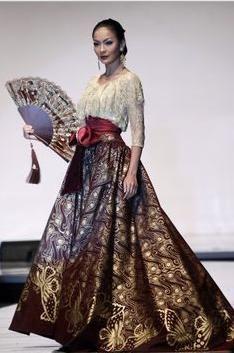 Batik-Long-Dress-Modern