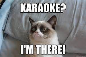 Karaoke Meme - Bing images