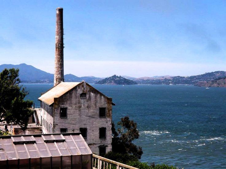 The View from Alcatraz #sanfrancisco #usa #roadtrip