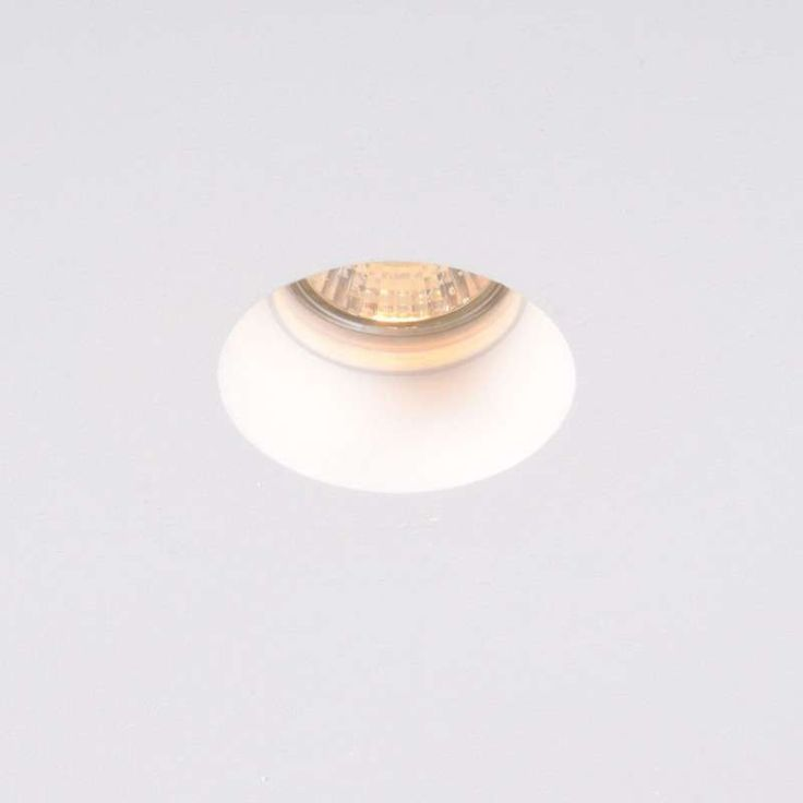 biq dot | gips inbouw stuc spot | GU10 fitting voor LED of halogeen 22,50