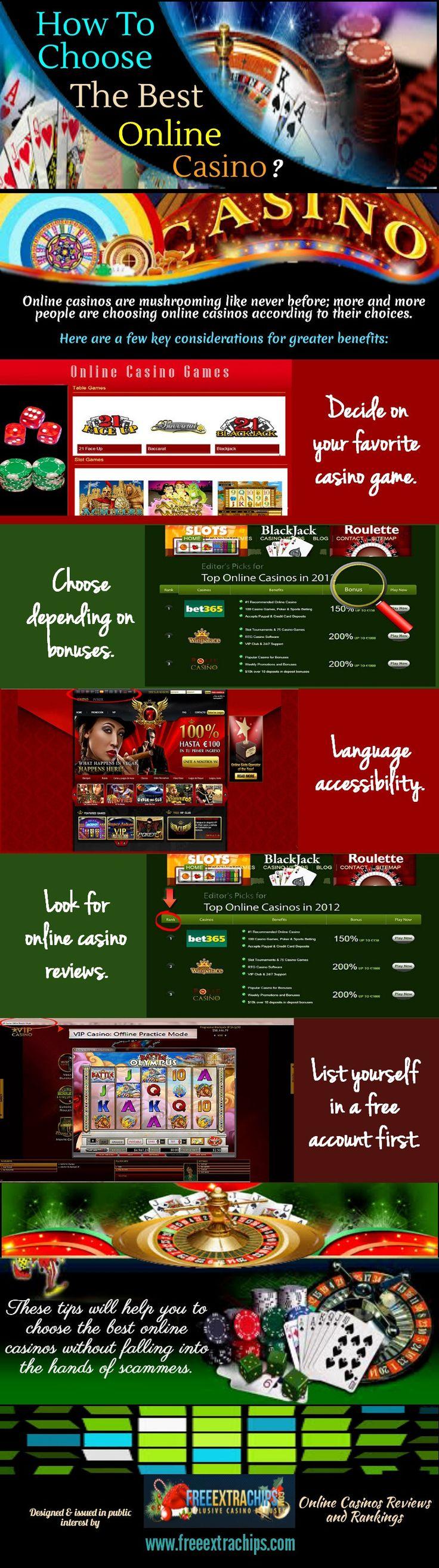 Best online casinos reviews gambling casinos near memphis tn