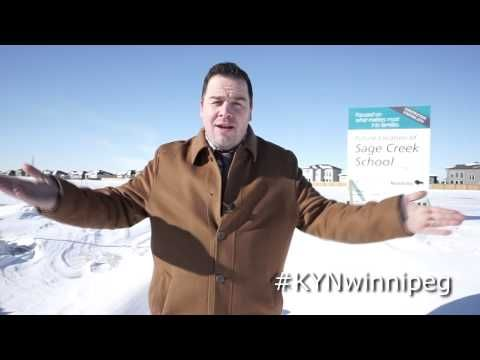 Know Your Neighbourhood with Jesse Peters - Sage Creek - Episode 3 #KYNw...