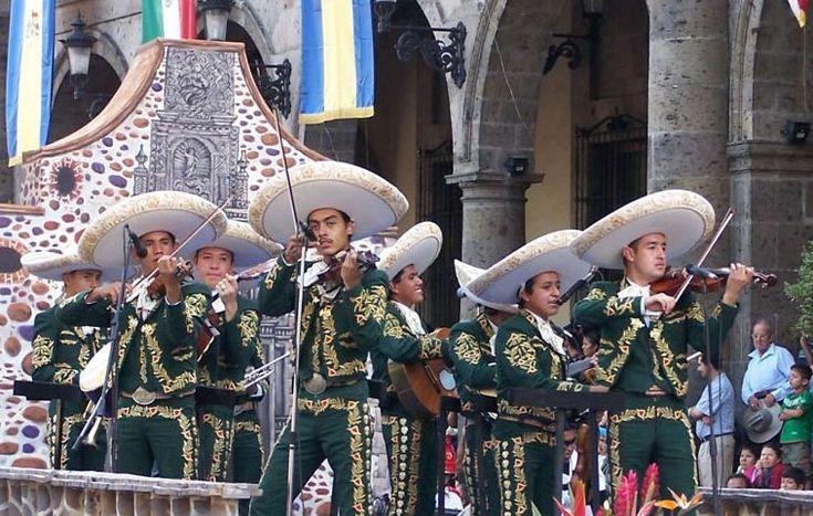 Mariachi's Guadalajara