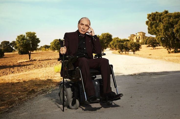 Eusebio Poncela - El accidente - © Mediaset
