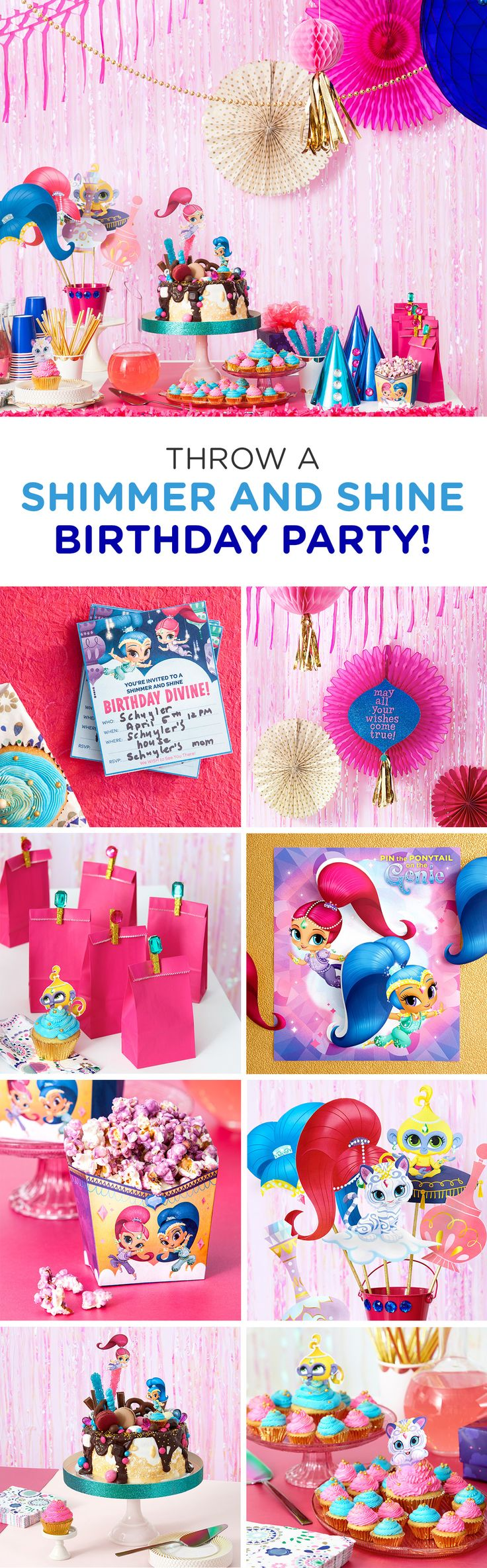 98 best shimmer shine printables images on pinterest for Shimmer and shine craft ideas