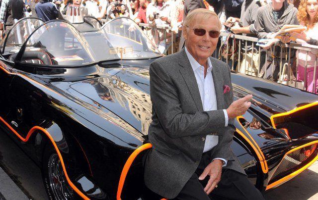 RIP Adam West, Batman Actor Dead at 88
