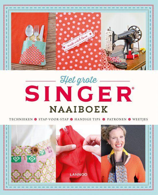 Het grote singer naaiboek - Koen Evers - ISBN 9789401406161. Met 'Het grote Singer naaiboek' bij de hand kun je echt elk werkstuk aan! De naaimachine staat klaar. Je hebt een patroon gekozen en stof gekocht. Maar hoe begin je er nu aan? Dit boek geeft je...GRATIS VERZENDING IN BELGIË - BESTELLEN BIJ TOPBOOKS VIA BOL COM OF VERDER LEZEN? DUBBELKLIK OP BOVENSTAANDE FOTO!
