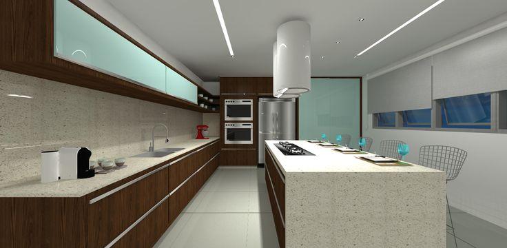 Simulador de ambientes quartzo stone belas cozinhas - Simulador de cocinas ...