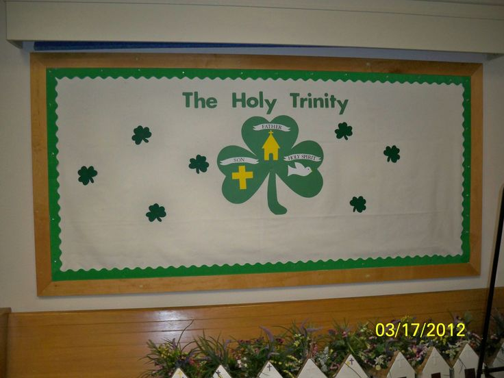 christian st. patricks bulletin boards - Bing Images