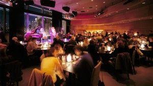 Xicato at Jazz at Lincoln Center - Litelab fixtures - Lighting by Tillotson Design Associates