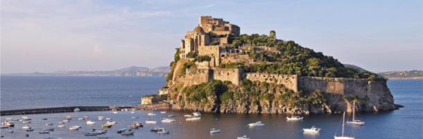 Castello Aragonese - Forio - Naples