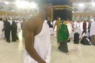 Paul Pogba On Mecca Pilgrimage Sends Ramadan Greetings