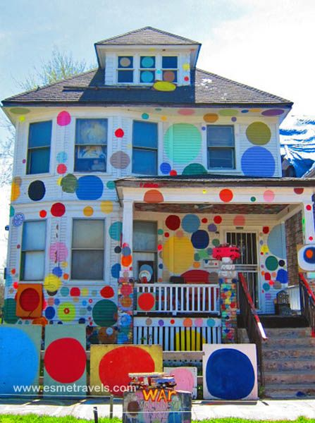 The Heidelberg Project | Detroit, Michigan