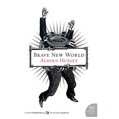 suppression of individuality in huxleys brave new In brave new world, huxley's world state has arisen in the wake of a global war that nearly destroyed humanity its policies are officially driven by a desire to prevent a recurrence of this war.