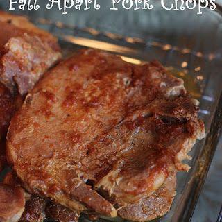 Fall Apart Pork Chops