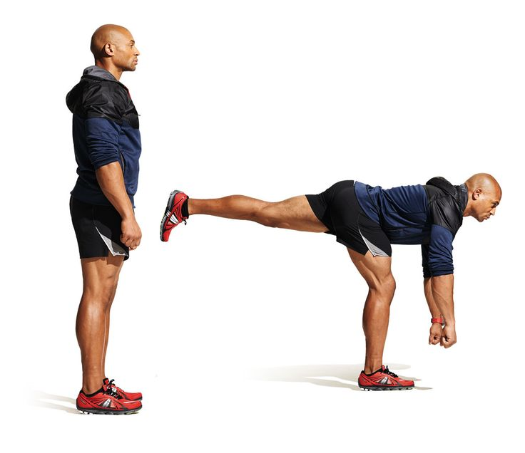 Strengthen every tissue and muscle in your body with this six-move routine.