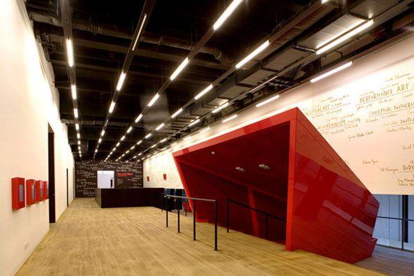 Ab Rogers. Tate Modern