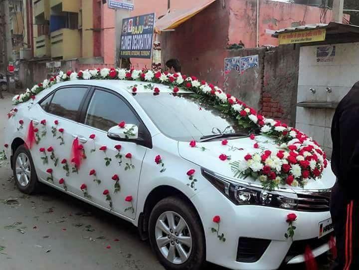 Car Decor Wedding Car Wedding Car Decorations Wedding Stage