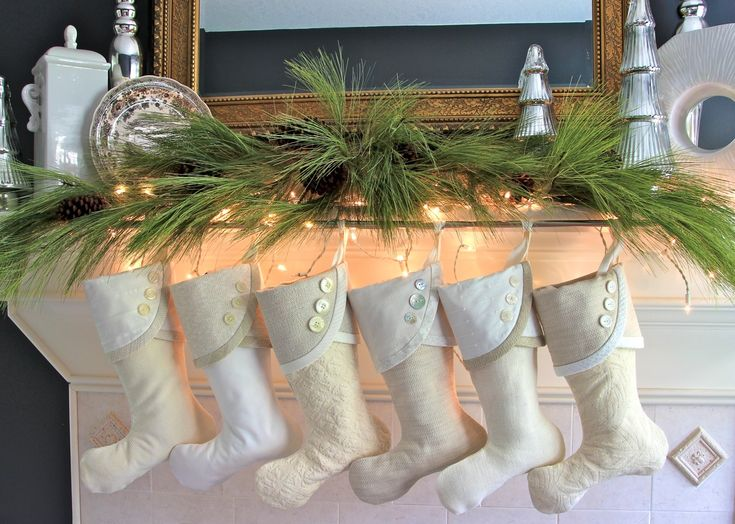 250 best Christmas Stockings & Mittens images on Pinterest ...