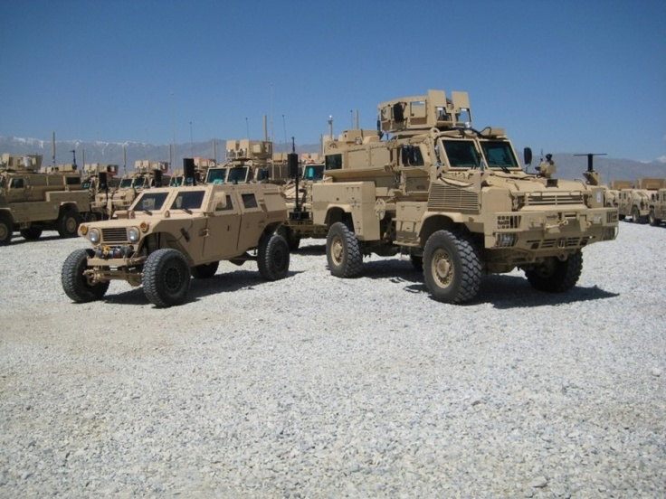 Special Forces Prototype Vehicle Elsorv One Of A Kind