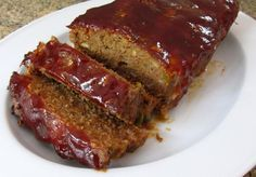 This meatloaf is so easy to prepare, and it tastes great. Ingredients include condensed French onion soup, quick rolled oats, bread crumbs, and basic seasonings. Serve this meatloaf with mashed potatoes and salad or your favorite cooked vegetables.