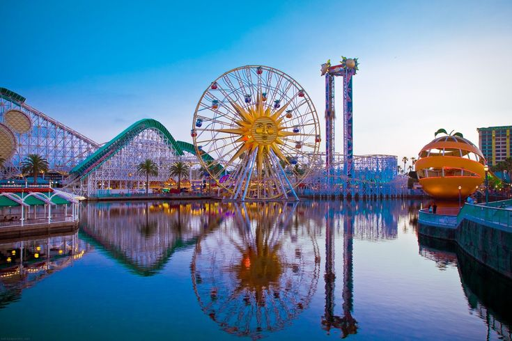 Disneyland in Anaheim, California - www.vacationsmadeeasy.com #disneyland #california