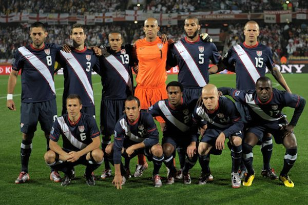 usa  soccer team 2013 | When American Soccer Moved West | US Soccer Players