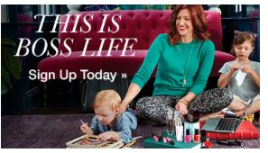 """""""Avon's made me a Momtrepreneur. """"  Listen in! Testimonial! Join with Reference code: BRIPPERT:-) Contact me with questions."""