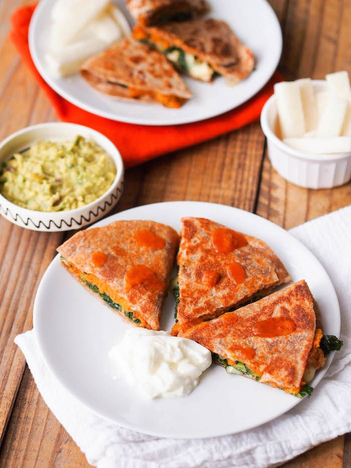 1000+ images about Quesadilla's on Pinterest   Kale, Steak quesadilla ...