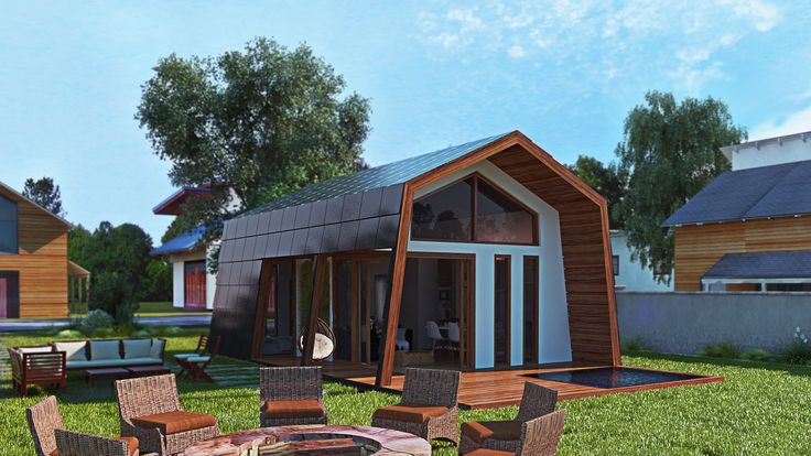 Ecokit's modular prefab cabins are sustainable and arrive flat packed - Curbedclockmenumore-arrow : A solution born of the affordable housing crisis