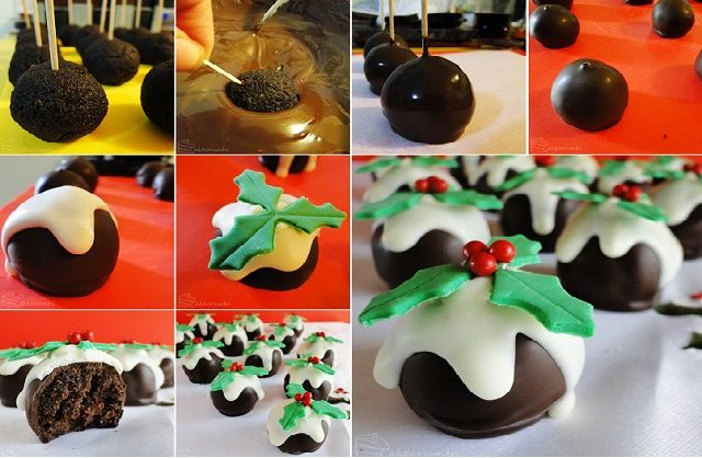 Pudding-Truffles