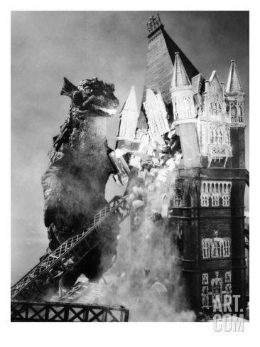 godzilla - Godzilla Pictures To Print