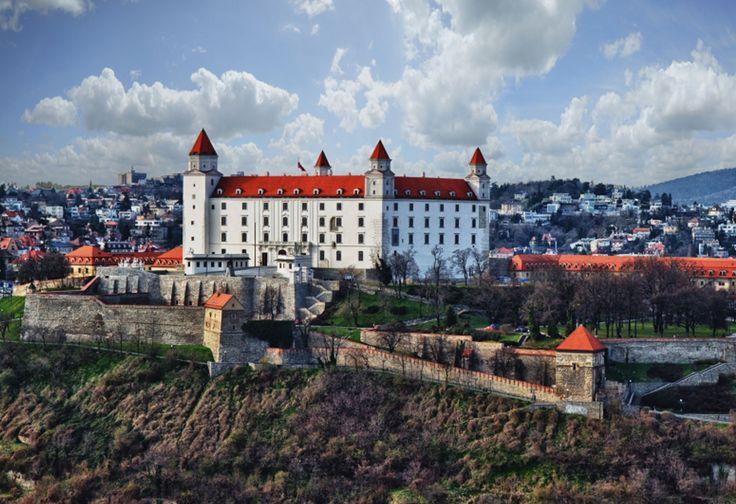 En tur i Bratislava
