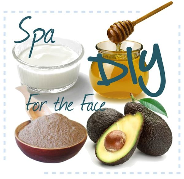 DIY Spa Week: For the Face