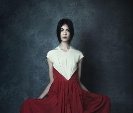 Eleanor Muslin Backdrop | Designed by Emily Soto - Seamless