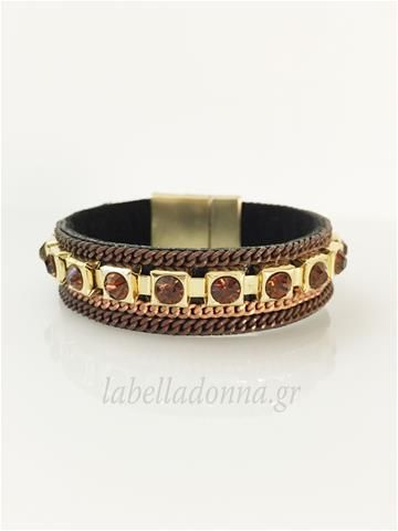 Labelladonna.gr - Περικάρπιο καφέ-χρυσό