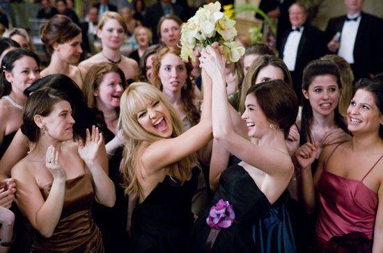 Diario di una single incallita: il lancio del bouquet
